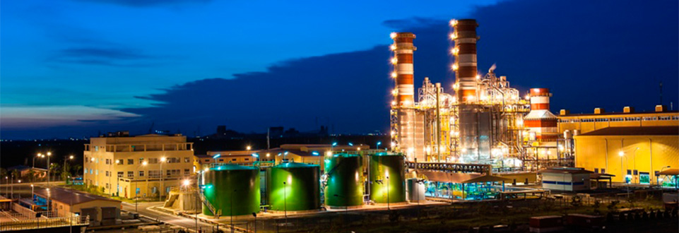 Camau 2 X 750MW Combined Cycle Power Plant, Vietnam