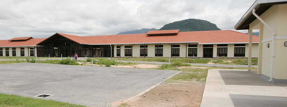 Sonja Kill Hospital, Kampot